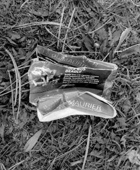 Rafaela Kalenic, </span><span><em>untitled, 2004</em>, </span><span>black and white photograph, 8 x 10
