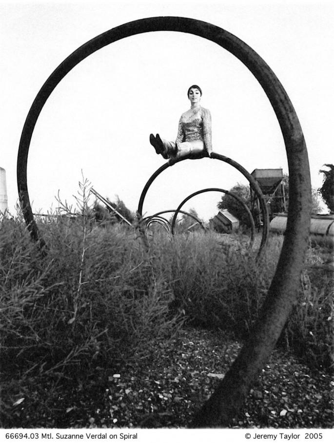 Jeremy Taylor, </span><span><em>1966</em>, </span><span>Silver gelatin print, 14  x 18 inches
