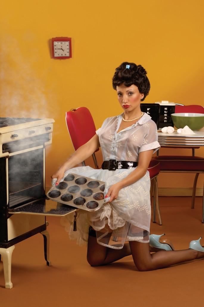 grs photo, </span><span><em>Muffin Lady 2005</em>