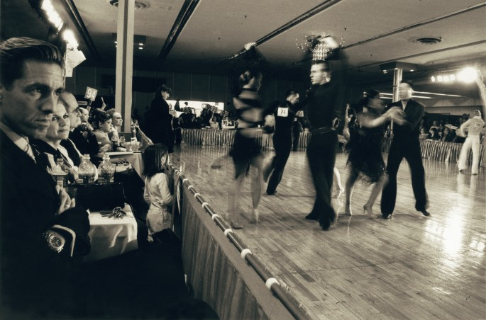 Beverley Abramson, </span><span><em>Paso Doble 2, Montreal 2004</em>, </span><span>16 x 20