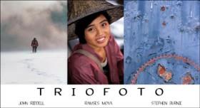 Stephen Burnie, Ramses Moya, John Riddell, </span><span><em>TrioFoto Promo, 2006</em>