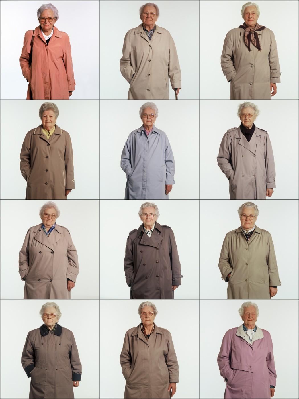 Ari Versluis &amp;amp; Ellie Uyttenbroek, </span><span><em>Exactitudes, 25. Grannies - Rotterdam 1998</em>