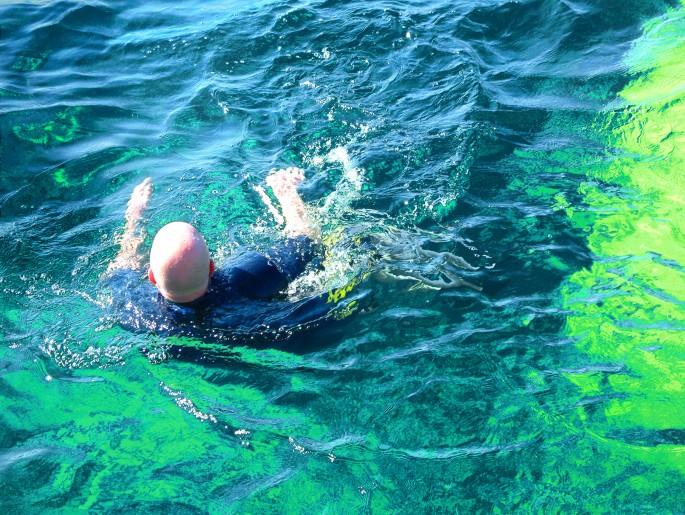 Ruth Mittelholtz, </span><span><em>Swimmer 4, 2005</em>
