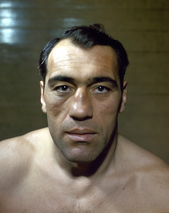 The SPORT Collection, </span><span><em>Primo Carnera, 1947</em>