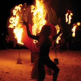 Richard Gilmore, </span><span><em>Fire Dancer</em>, </span><span>8