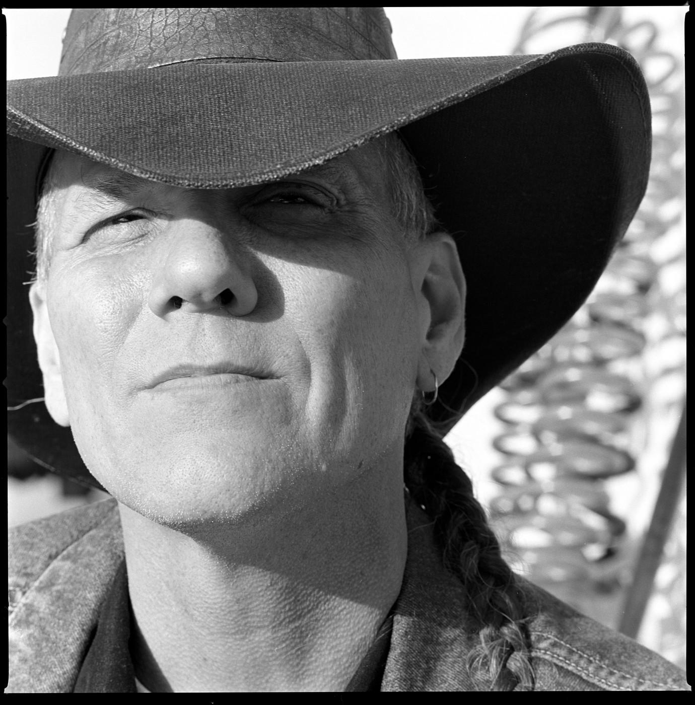 Martin Weinhold, </span><span><em>Ben Cleveland, Truck Driver, 2006</em>, </span><span>,   x