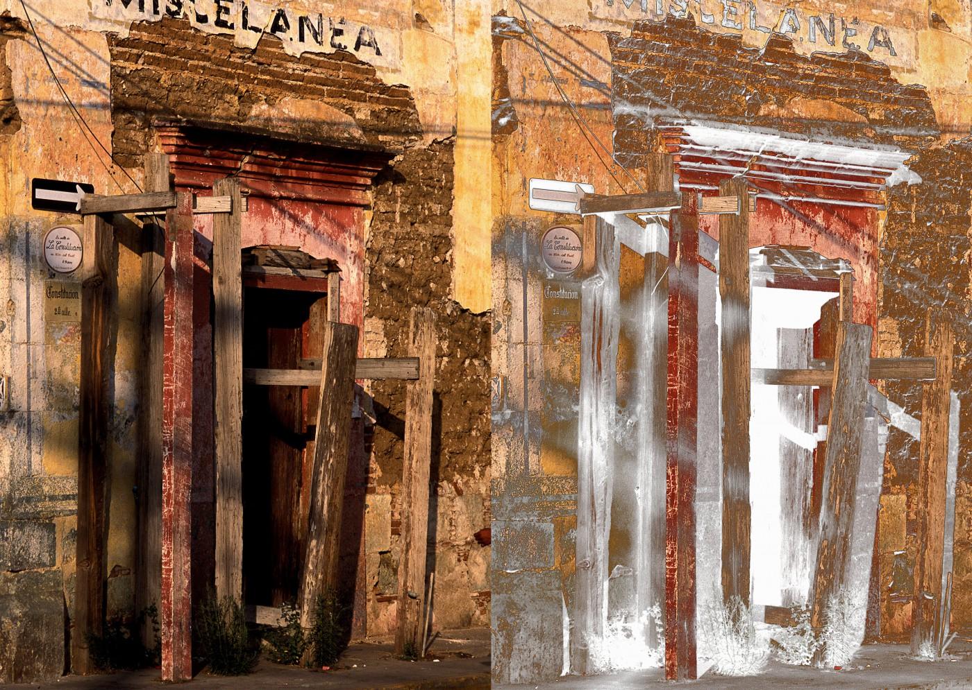 tatiana s., </span><span><em>red door,</em>, </span><span>pigment print on watercolour paper,  13 x19