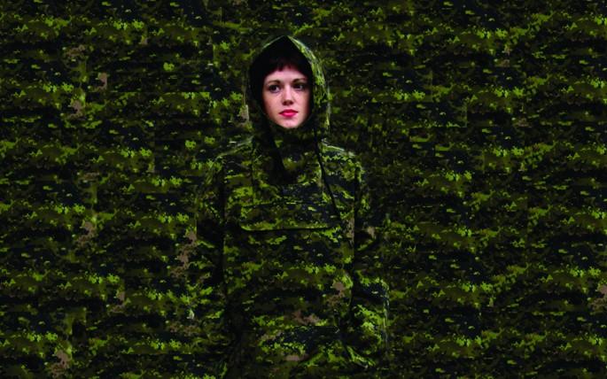 Oleh Sirant, </span><span><em>Canadian Camo, 2006</em>