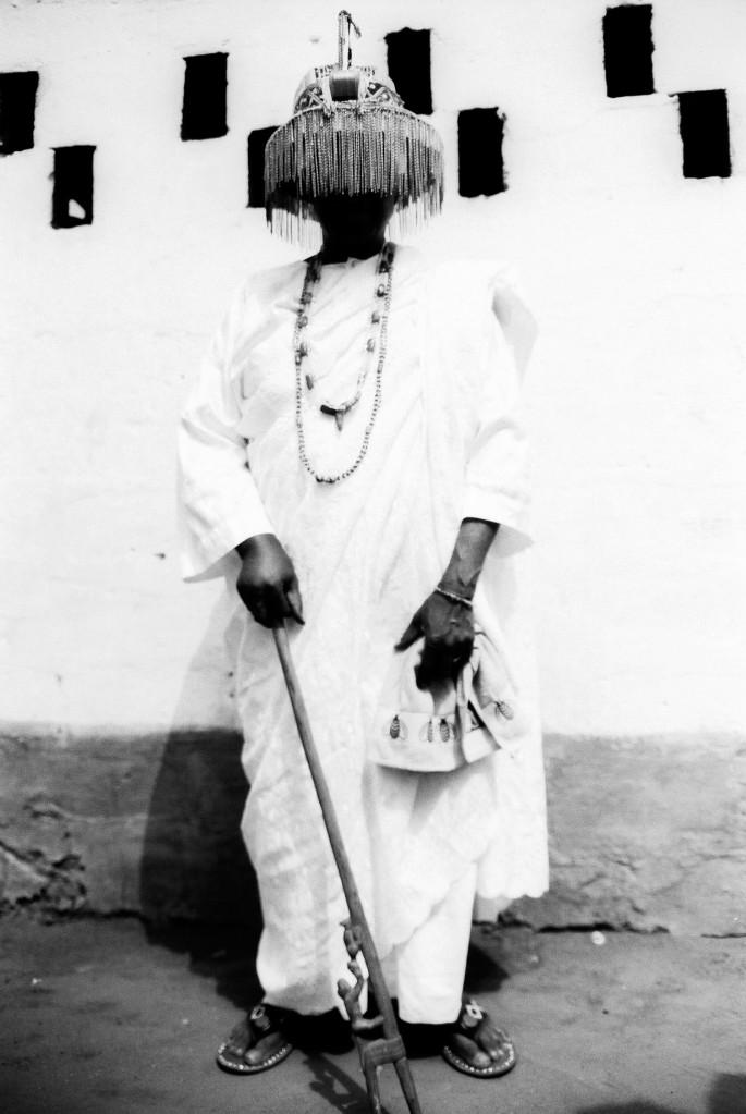 Glen Baxter, </span><span><em>King of Ouidah, Benin, 2007</em>