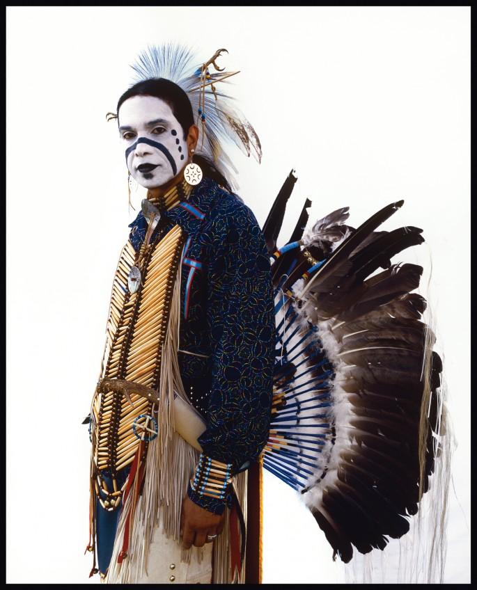 Eric Klemm, </span><span><em>Micki, Comanche, Nov. 11, 2006</em>, </span><span>Light jet print, 36