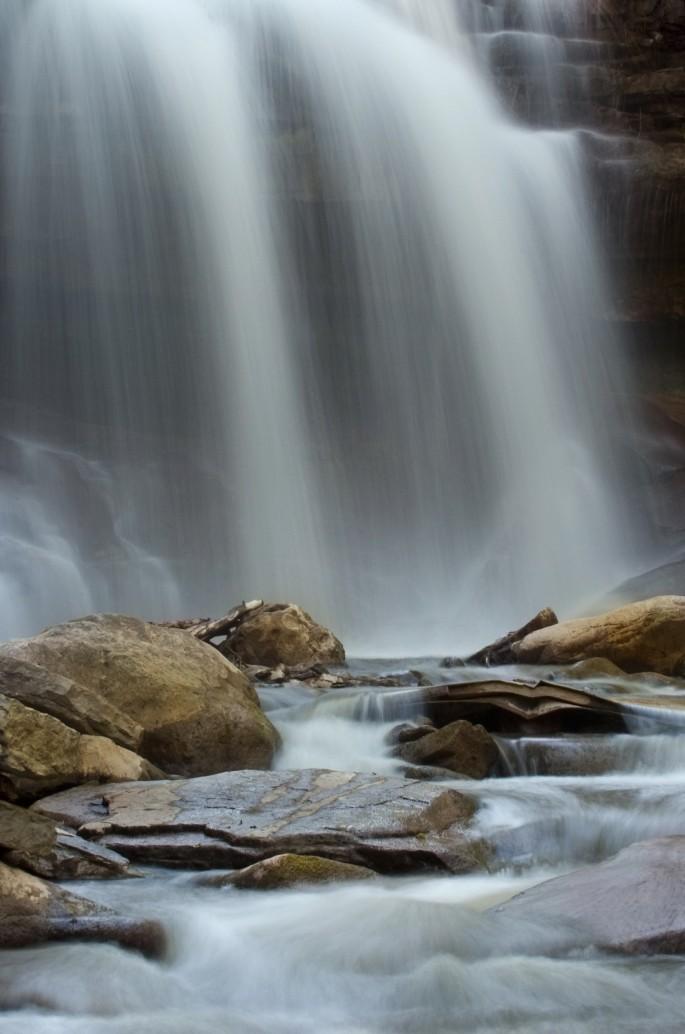 David Sweeney, </span><span><em>Waterdown Falls</em>