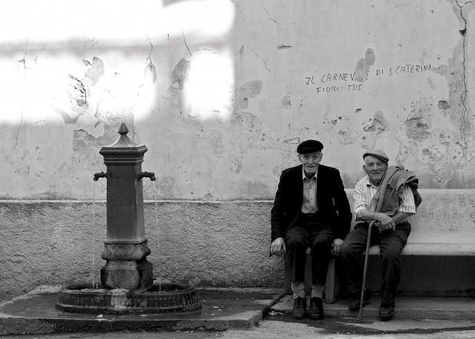 Stephanie &amp;amp; Nico Gareri, </span><span><em>Paesani, 2007</em>