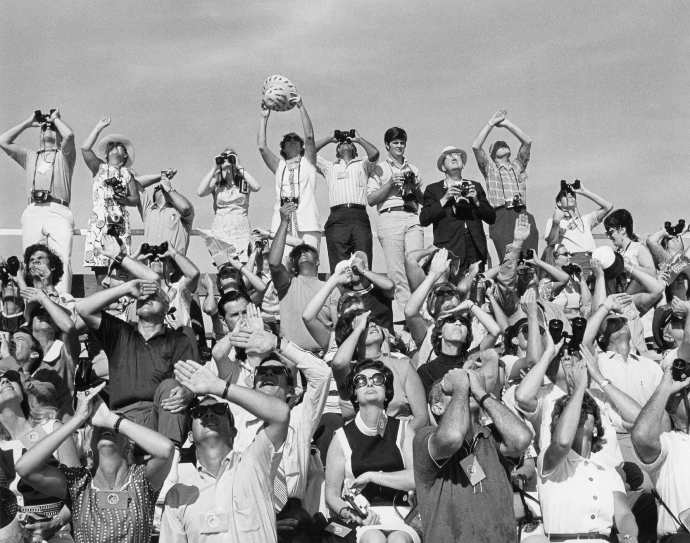 National Aeronautics and Space Administration, </span><span><em>Spectators at the launch of Apollo 15. July 26, 1971.</em>