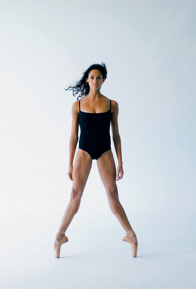 Sian Richards, </span><span><em>First Soloist Tanya Howard of The National Ballet of Canada, 2007</em>, </span><span>Digital Fine Art Print, 30x24