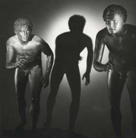 Mimmo Jodice, </span><span><em>ERCOLANO, 1985 ATLETI DALLA VILLA DEI PAPIRI</em>