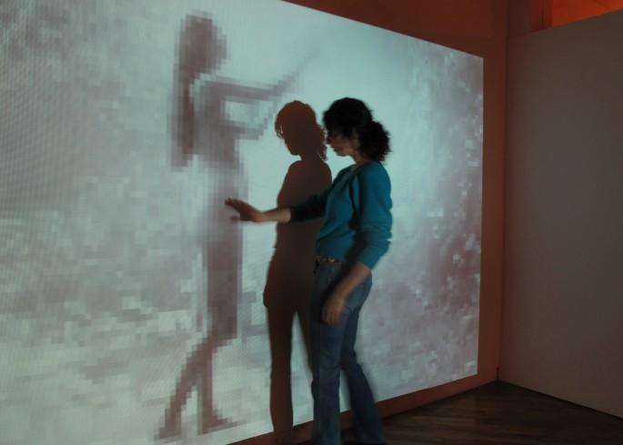 Teresa Ascencao, 2009, 8' x 12', </span><span><em>Technical Collaborators Jim Ruxton, Marius Schebella, Ben Unsworth</em>