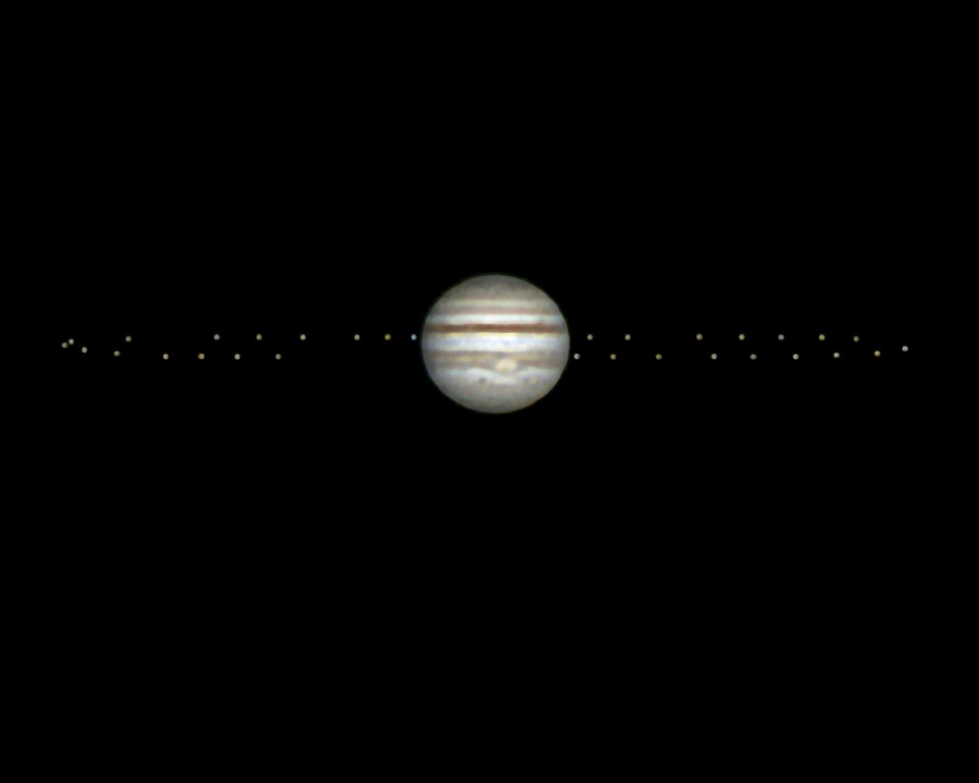 André Montambault, </span><span><em>Io Orbit , 2008</em>, </span><span>Print,   30 x 38