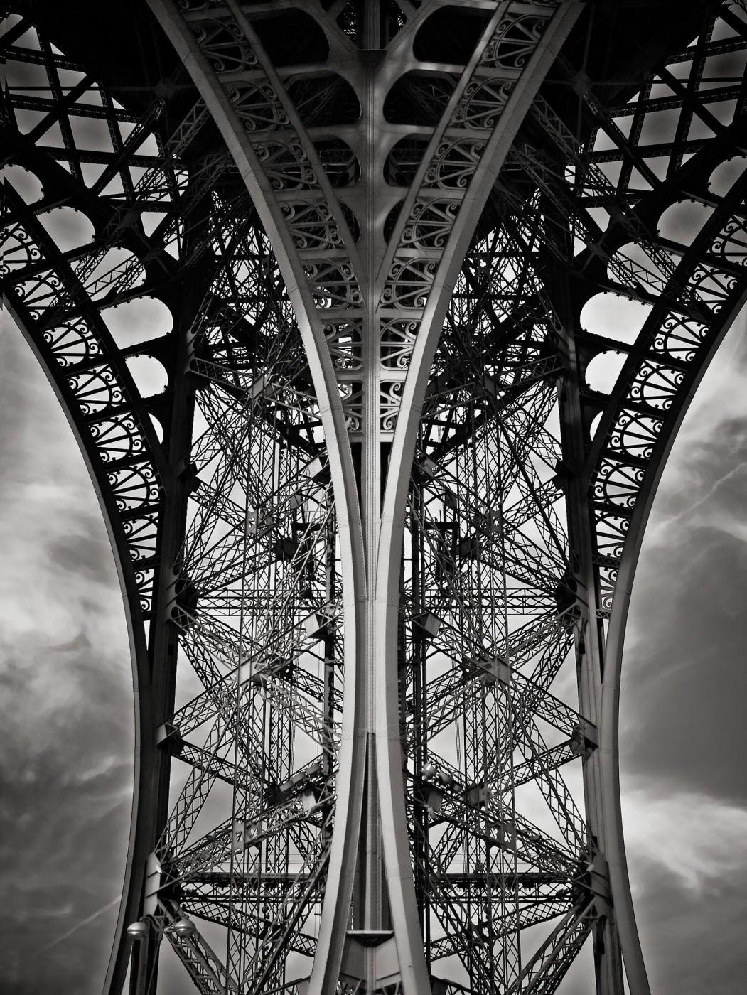 Matthew Plexman, </span><span><em>Eiffel Tower Detail</em>, </span><span>1.1