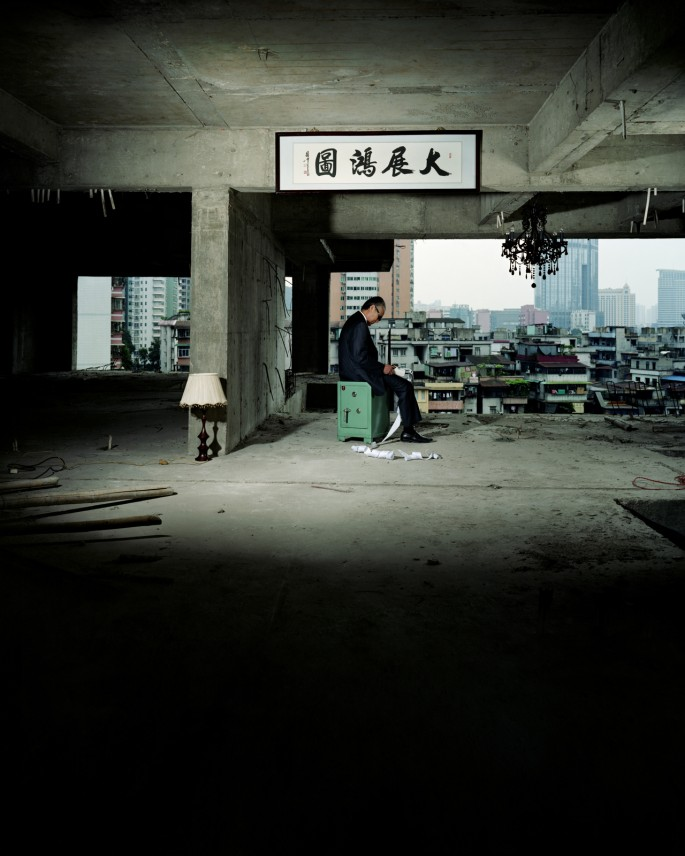 anothermountainman, </span><span><em>Guangzhou/China 2006</em>, </span><span>Archival print   80 in x 44 in
