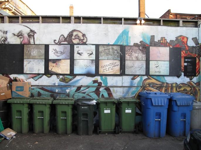 © Louie Palu, </span><span><em>War Zone Graffiti</em>