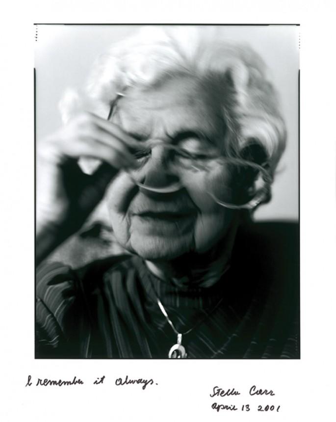 Jason Schwartz, </span><span><em>Stella Carr</em>, </span><span>2001