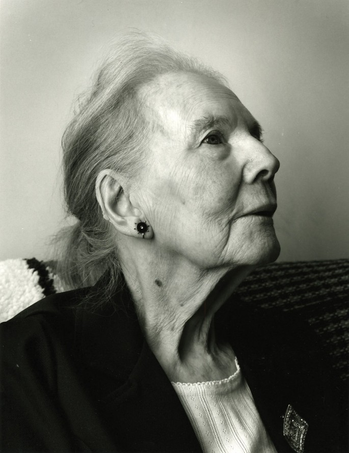 Dr. Mark Nowaczynski, </span><span><em>Vera in Profile, age 91</em>, </span><span>2002