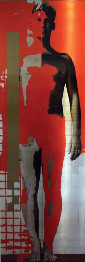 Beverly Owens, </span><span><em>Mr. Orange</em>, </span><span>2009