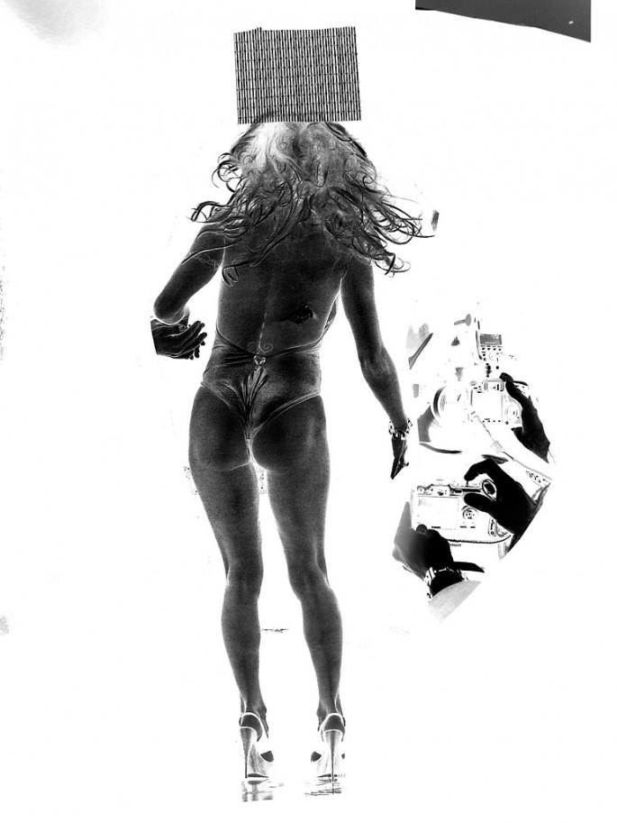 Clunie Reid, </span><span><em>Take No Photographs, Leave Only Ripples (detail)</em>, </span><span>2009 Courtesy of MOT International, © Clunie Reid