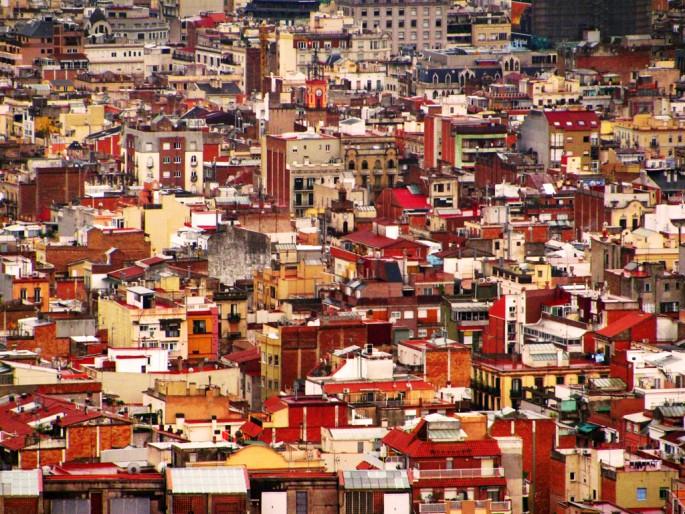Christina Chan, </span><span><em>Rooftops</em>, </span><span>2010