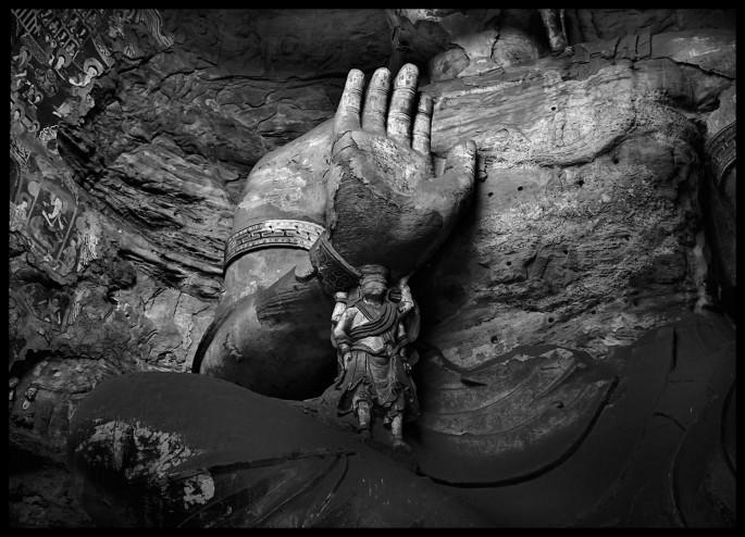 Sandy King, </span><span><em>Hand Of Buddah</em>, </span><span>2009