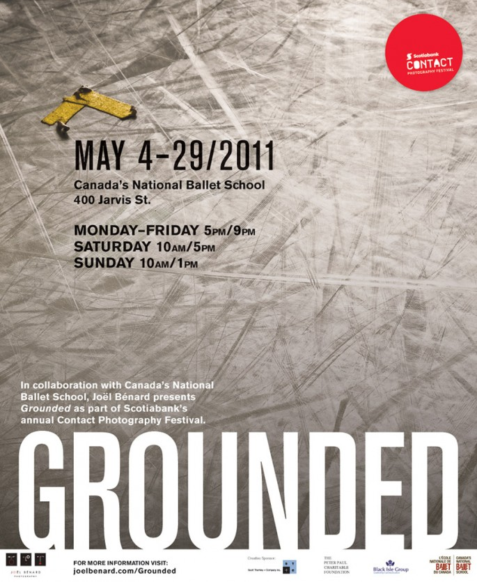Joel Benard, </span><span><em>Grounded Show Poster</em>, </span><span>