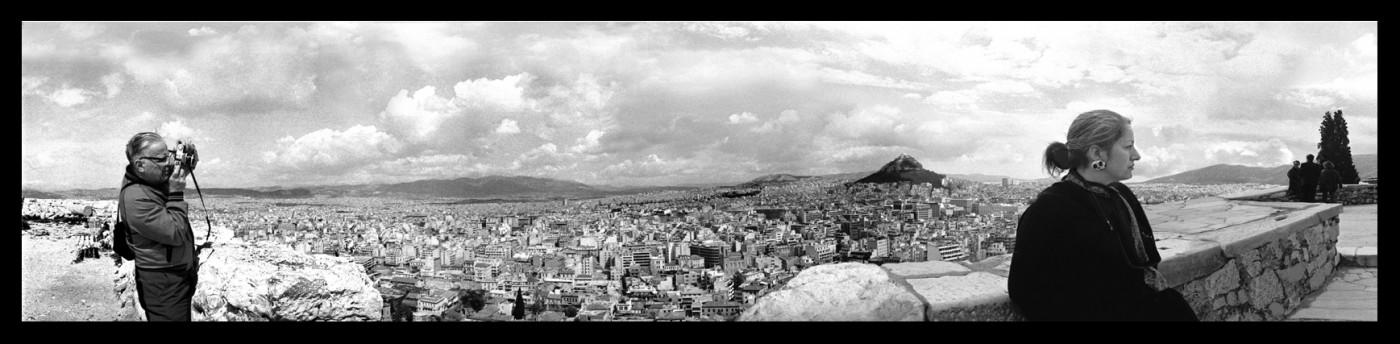 Christos Dikiakos, </span><span><em>On the Acropolis (Sophie)</em>, </span><span>
