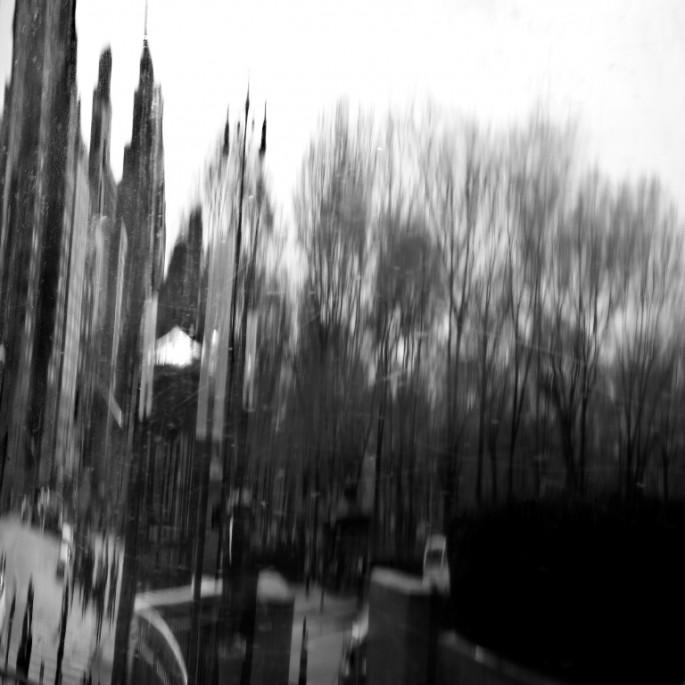 L. E. Glazer, </span><span><em>Columbus Circle No. 2</em>, </span><span>2010