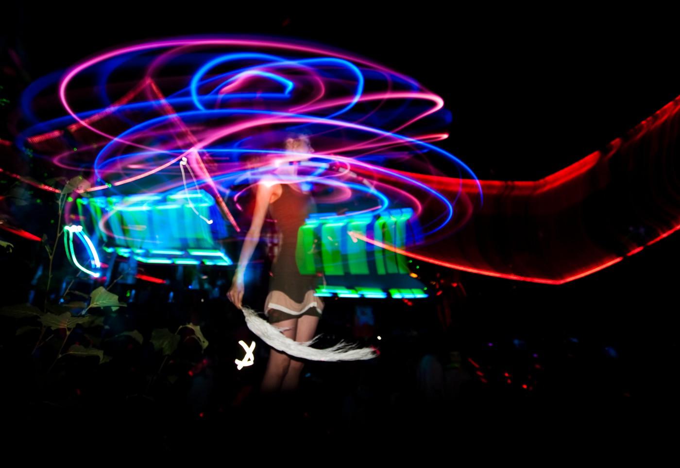 Dan Abramovic, </span><span><em>Lights and Colour in Shambhala</em>, </span><span>2010