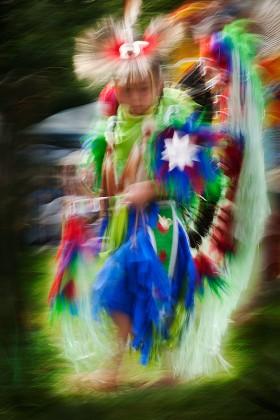Sydney Hedderich, </span><span><em>Native Child #1</em>, </span><span>2010