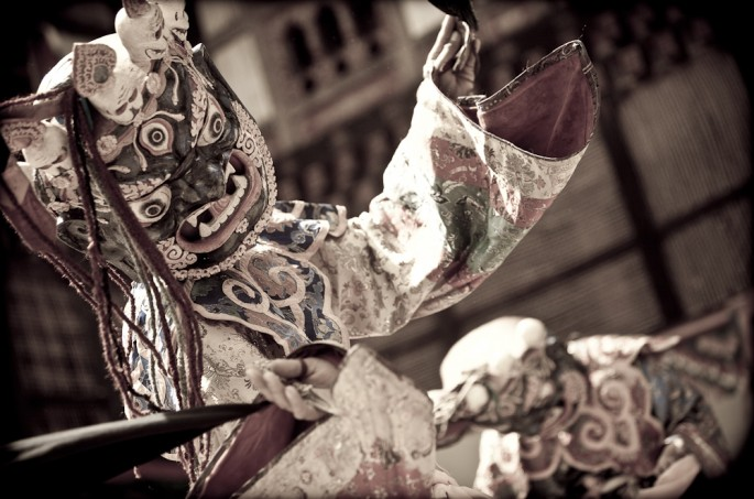 photo by Paul A. Teolis, </span><span><em>Thangbi-Mani Festival</em>, </span><span>2009
