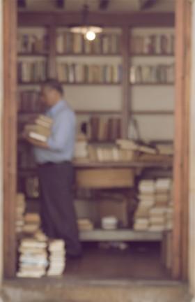 Diego Rojas, </span><span><em>Librarian</em>, </span><span>2011