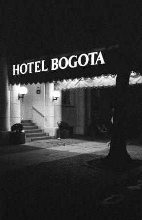 Ted Witek, </span><span><em>Hotel Bogota #20</em>, </span><span>2011