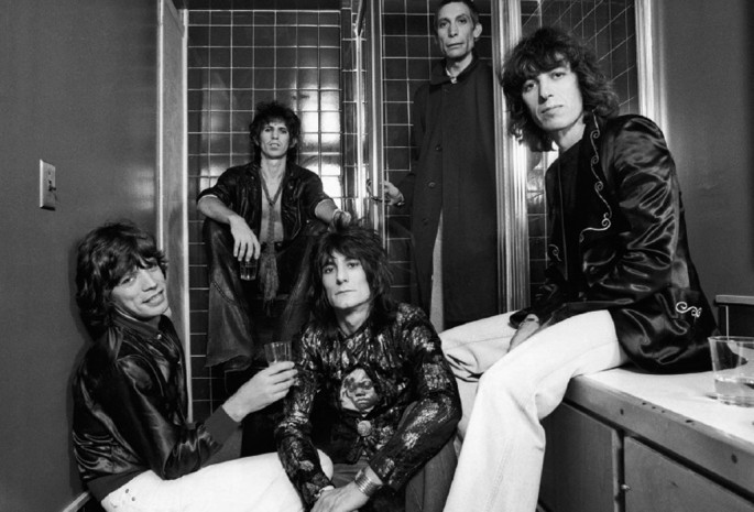 Ken Regan, </span><span><em>The Rolling Stones</em>, </span><span>1977
