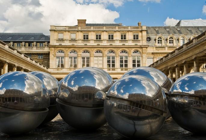 Patrick Colpron, </span><span><em>Palais Royal</em>, </span><span>2008