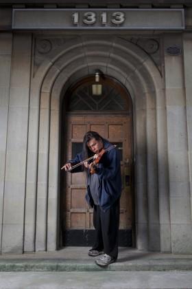 Lisa Kannakko, </span><span><em>violin</em>, </span><span>2010