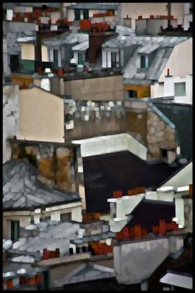 L.E. Glazer, </span><span><em>Marais No. 5</em>, </span><span>2011