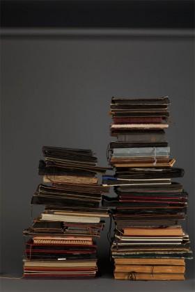 Max Dean, </span><span><em>Family photo albums</em>, </span><span>2012
