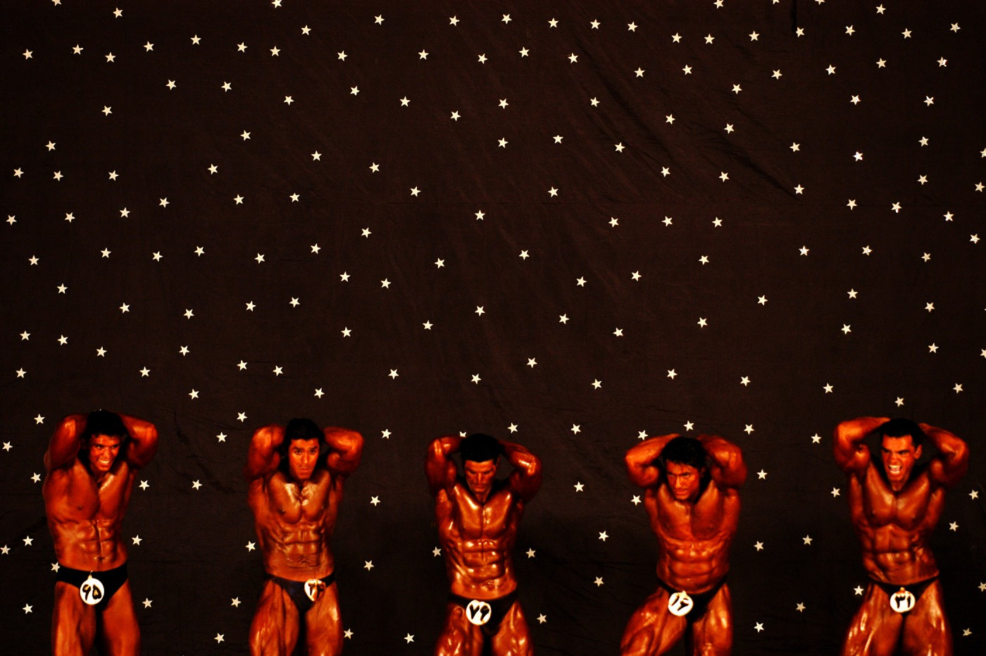 Abbas Kowsari, </span><span><em>Masculinity A series, No. 1</em>, </span><span>2006
