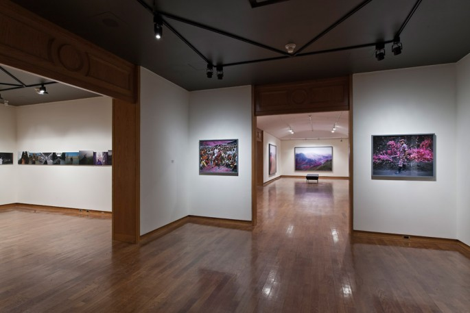 Installation view of &lt;em&gt;Public: Collective Identity | Occupied Spaces&lt;/em&gt;, University of Toronto Art Centre, 2012, </span><span> © Toni Hafkenscheid