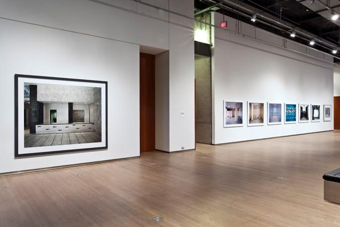 Installation view of &lt;em&gt;Lynne Cohen: Nothing Is Hidden&lt;/em&gt;, Design Exchange, 2012, </span><span> © Toni Hafkenscheid