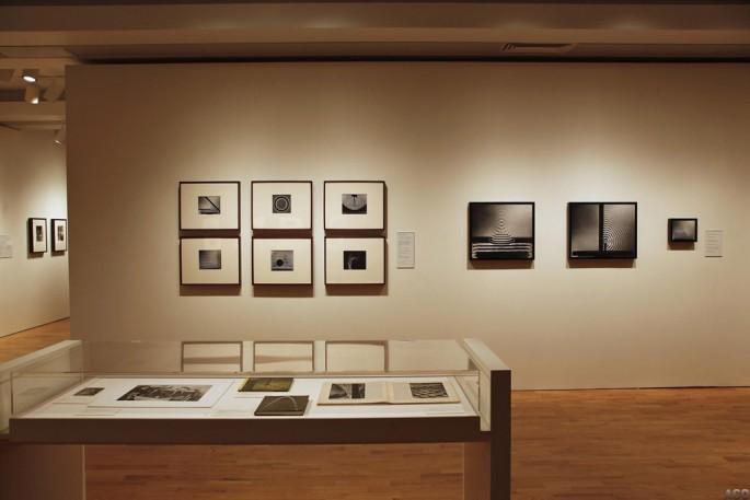 Installation view of &lt;em&gt;Berenice Abbott: Photographs&lt;/em&gt;, Art Gallery of Ontario, 2012, </span><span> © 2012 Art Gallery of Ontario