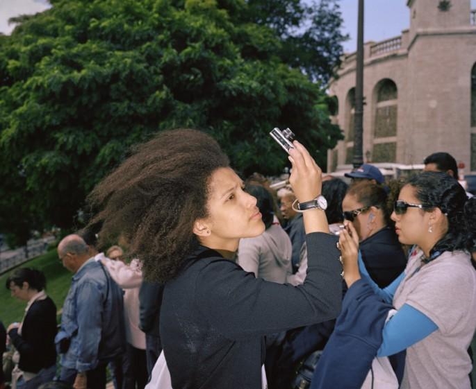 Mark Kasumovic, </span><span><em>Camera Portrait #3</em>, </span><span>2011