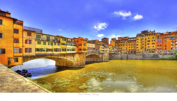 Doug Workman, </span><span><em>Ponte Vecchio, Frienze</em>, </span><span>