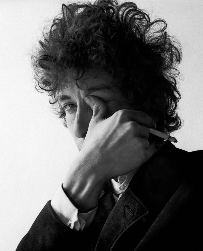 Jerry Schatzberg, </span><span><em>Bob Dylan</em>, </span><span>1965